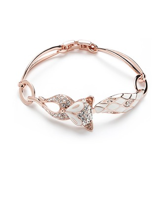 Fashional Alloy With Rhinestone Women's/Ladies' Bracelets