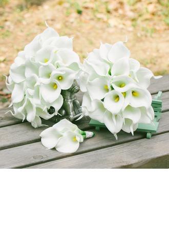 Doux Forme libre PE Sets de fleurs