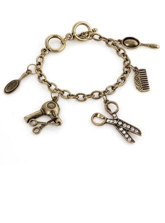 élégant Alliage Dames Bracelets et chaînes de cheville
