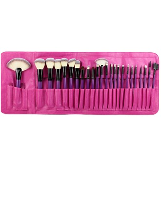 1 Charme 24Pcs Rouge poche Maquillage