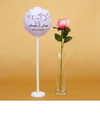 personnalisé Coeurs de vol PVC Mariage ballon
