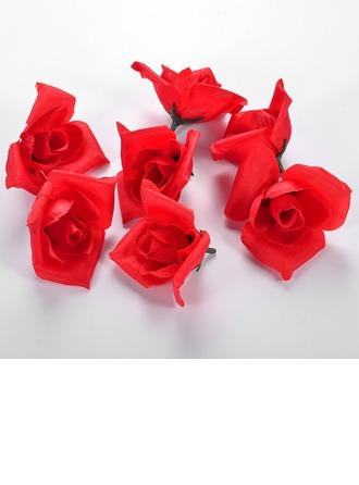 """Fleurs artificielles Thème floral Tissu  2""""(5cm) Décorations de mariage"""
