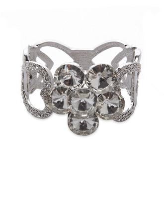 alliage avec Crystal Pour femme Bracelets