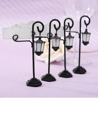 Lampe de rue En alliage de zinc/Résine Porteurs de cartes