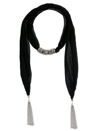 Solid Color шея/облегченный шарфов