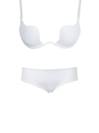 Algodón Underwire Nupcial/Femenino/Gimnasia Sostén/la ropa interior