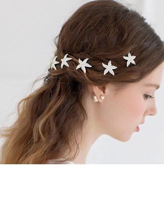Magnifique Strass/Alliage épingles à cheveux (Lot de 3)