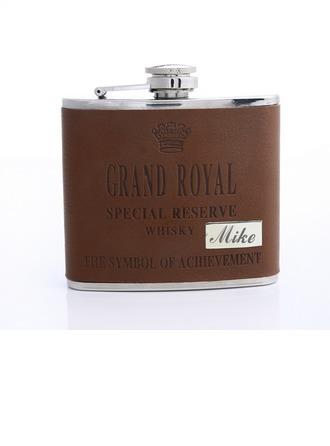 personnalisé Grande-Royale Acier inoxydable Flacon