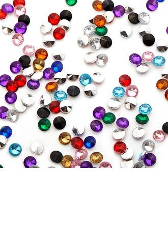 """1/4""""(0.6cm) Jolie Pièces de diamant"""
