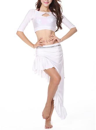 De mujer Ropa de danza Del spandex Entrenamiento Accesorios