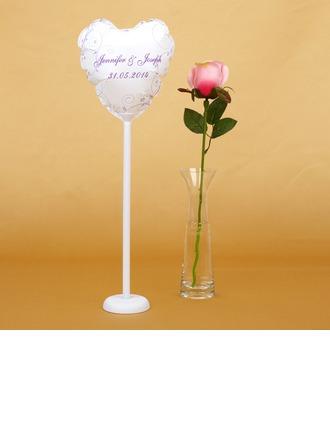 personnalisé Conception Florale PVC Mariage ballon