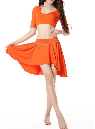Women's Dancewear Spandex Practice Outfits