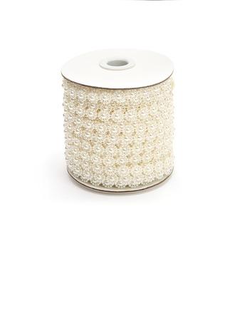 1 M Design de fleur De faux pearl Garlands