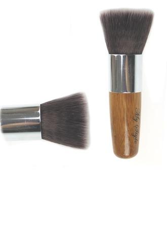 Multi-fonction Maquillage PlatFard à joues/Poudre Pinceau Kabuki