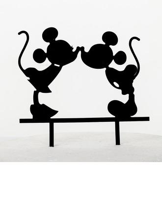 Animal Acrylique Mariage Décoration pour gâteaux