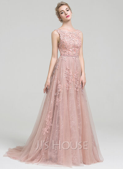 Tulle lace dress for women