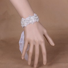 Fascinating Organza Wrist Corsage
