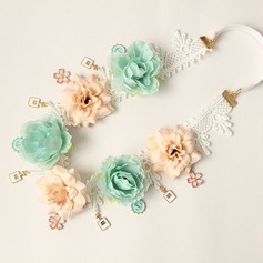 Beautiful Alloy/Lace/Cotton Headbands