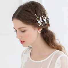Beautiful Imitation Pearls Hairpins (Set of 3)