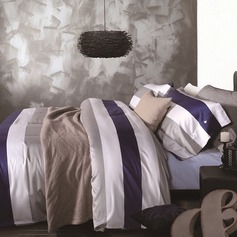 Modern/Contemporary Cotton Comforters (4pcs :1 Duvet Cover 1 Flat Sheet 2 Shams) (203082762)
