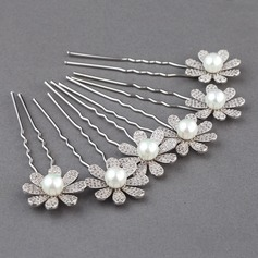Lovely Zircon Hairpins(Set of 3)