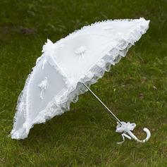 Dreamlike Lace Wedding Umbrellas (124032719)