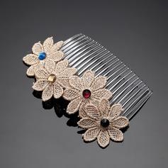 Pretty Rhinestone/Lace/Plastic Combs & Barrettes