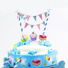 Prince Ice Cream Paper Cake Topper