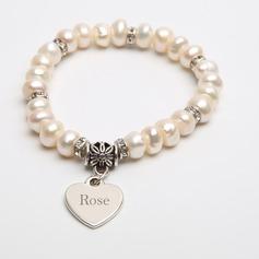 Personalized Pearl Ladies'/Child's Bracelets