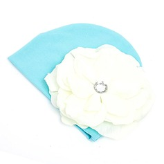 Lovely Silk Flower/Cotton/Acrylic Hats(More Colors)