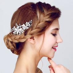 Special Alloy/Imitation Pearls Combs & Barrettes