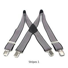 Modern PU Suspenders