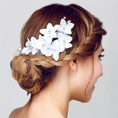 Glamourous Silk Flower Flowers & Feathers