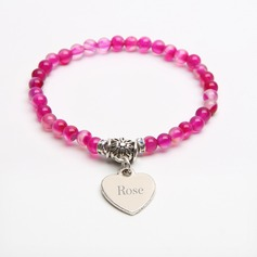 Personalized Artificial Tourmaline Child's Bracelets