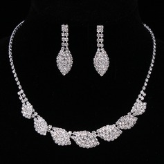 Gorgeous Alloy/Rhinestones Women's/Ladies' Jewelry Sets