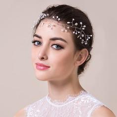 Crystal/Imitation Pearls Headbands