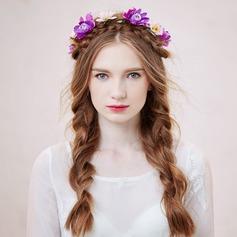 Beautiful Silk Flower Headbands