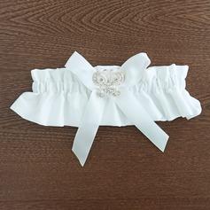 Rhinestone Wedding Garters