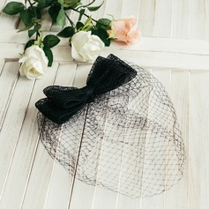 Ladies' Beautiful Cambric With Bowknot Fascinators
