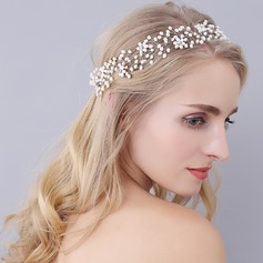 Eye-catching Freshwater Pearl Headbands