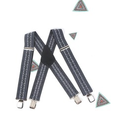 Vintage PU Suspenders