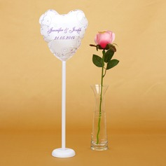 Personalized Floral Design PVC Wedding Balloon
