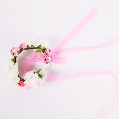 Girly Paper Wrist Corsage -