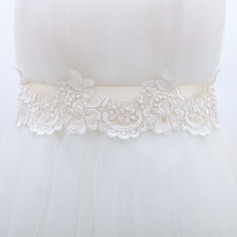 Charming Lace/Satin With Imitation Pearls Ladies' Body Jewelry