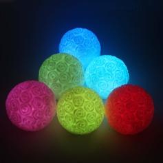 Color changing Rose Design Vinyl LED Lights
