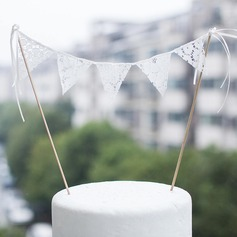 Lace Banner (set of 5,Random Delivery)