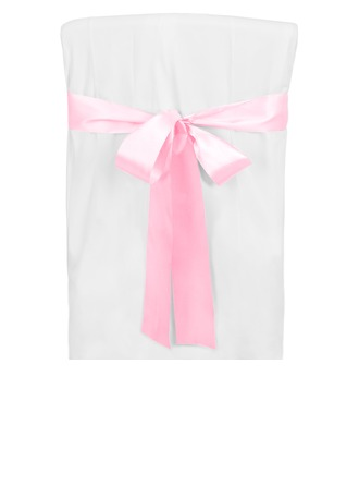 Fabric Chair Ribbon Sash