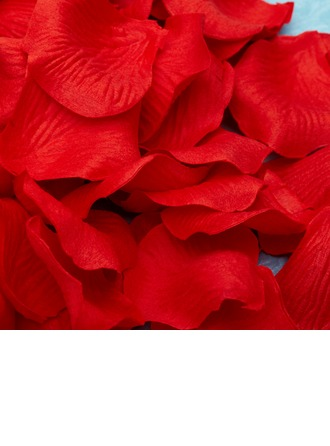 Attractive Red Rose Petals