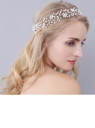 Eye-catching Freshwater Pearl Headbands