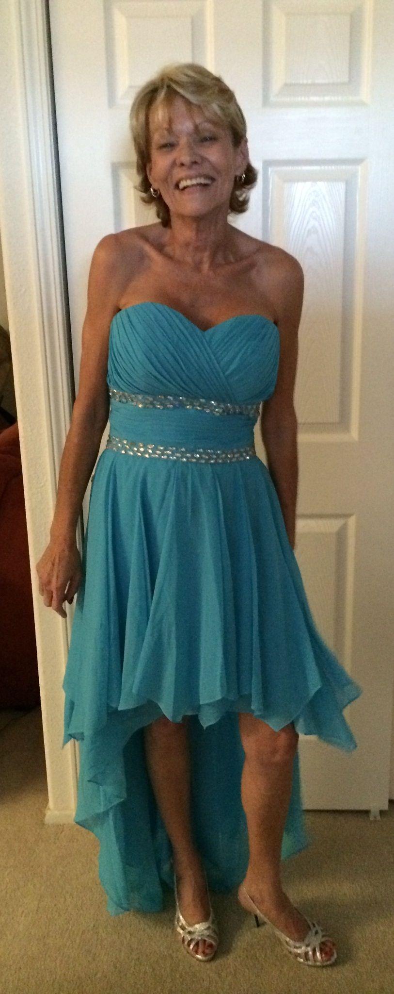 A-Line/Princess Sweetheart Asymmetrical Chiffon Homecoming Dress ...